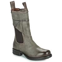 Chaussures Femme Boots Airstep / A.S.98 SAINTEC CHELS Gris