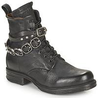 Chaussures Femme Boots Airstep / A.S.98 SAINTEC BRIDE Noir