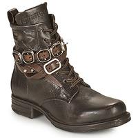 Chaussures Femme Boots Airstep / A.S.98 SAINTEC BRIDE Marron