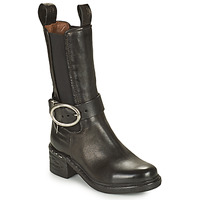 Chaussures Femme Bottines Airstep / A.S.98 NOVASUPER CHELS Noir