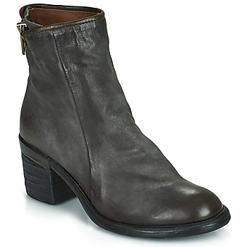 Chaussures Femme Bottines Airstep / A.S.98 JAMAL LOW Marron