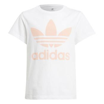 Vêtements Enfant T-shirts manches courtes adidas Originals VAGUO Blanc