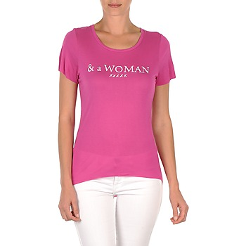 T-shirts manches courtes School Rag TEMMY WOMAN