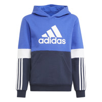 Vêtements Garçon Sweats adidas Performance NADJET Marine / Noir