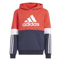 Vêtements Garçon Sweats adidas Performance SOLEDAD Rouge / Marine