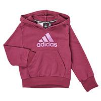 Vêtements Fille Sweats adidas Performance MARINE Rose