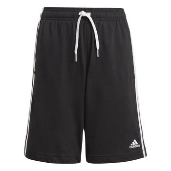 Vêtements Garçon Shorts / Bermudas adidas Performance CLAKIA Noir