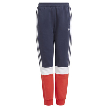 Vêtements Garçon Pantalons de survêtement adidas Performance ALMANA Marine / Rouge