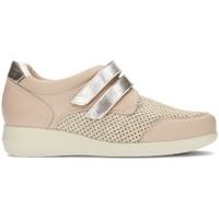 Chaussures Femme Baskets basses Dtorres GINA 44 BEIGE