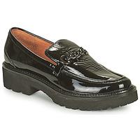 Chaussures Femme Mocassins Mam'Zelle ROE Noir
