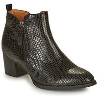 Chaussures Femme Bottines Mam'Zelle TILIA Noir
