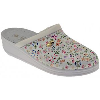 Chaussures Femme Sandales et Nu-pieds Sanital ART 4350 Sabots professionnels Multicolore