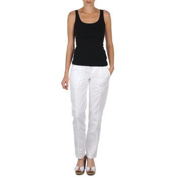 Vêtements Femme Pantalons 5 poches O'neill DANI Blanc
