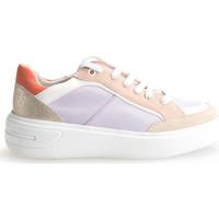 Chaussures Femme Baskets basses Geox  Violet