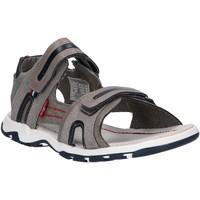 Chaussures Garçon Sandales et Nu-pieds Levi's VMIA0031S DAVENPORT Gris
