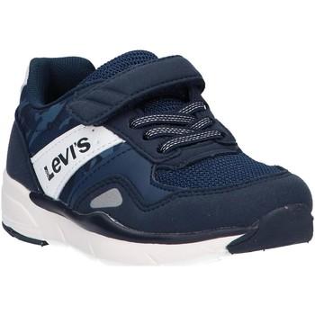 Chaussures Garçon Baskets basses Levi's VBOS0032T BOSTON MINI Azul