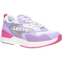 Chaussures Fille Multisport Levi's VFAS0010T FAST Blanco