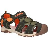 Chaussures Garçon Sandales sport Levi's VCOL0004S COLUMBUS Verde