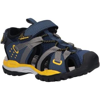 Chaussures Garçon Sandales sport Geox J920RB 0CE14 J BOREALIS Azul