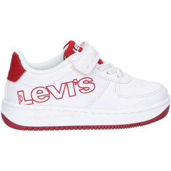 Chaussures Enfant Baskets basses Levi's VUNI0030S NEW UNION Blanco