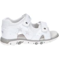Chaussures Fille Sandales et Nu-pieds Levi's VRIC0002S RICH STAR Blanco