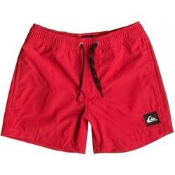 Vêtements Enfant Maillots / Shorts de bain Quiksilver Everyday 13 EQBJV03042 Rouge
