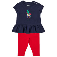 Vêtements Garçon Ensembles enfant Polo Ralph Lauren BETINA Multicolore