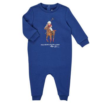 Vêtements Garçon Combinaisons / Salopettes Polo Ralph Lauren KATRINA Marine