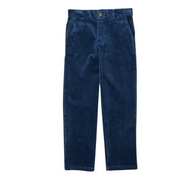 Vêtements Garçon Pantalons 5 poches Polo Ralph Lauren TRALINA Marine