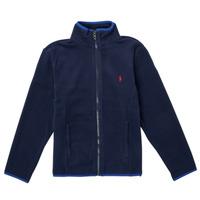 Vêtements Fille Polaires Polo Ralph Lauren TOLIPA Marine