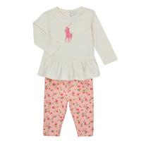 Vêtements Fille Ensembles enfant Polo Ralph Lauren FRENNO Multicolore