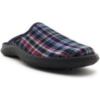 Chaussures Homme Chaussons Fargeot PEPITO Bleu