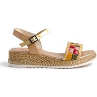 Chaussures Femme Sandales et Nu-pieds Porronet 2712 Multicolore