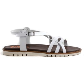 Chaussures Femme Sandales et Nu-pieds Porronet 2751 Blanc