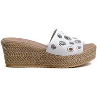Chaussures Femme Sandales et Nu-pieds Porronet 2737 Blanc