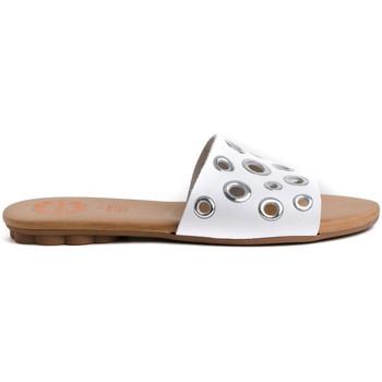 Chaussures Femme Sandales et Nu-pieds Porronet 2706 Blanc