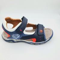 Chaussures Garçon Sandales et Nu-pieds Stones and Bones JUNTO SANDALE Bleu