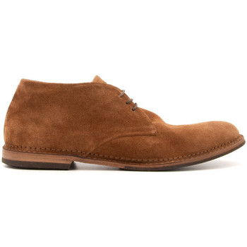 Chaussures Homme Derbies Pantanetti 14411A-SIGARO MARRONE