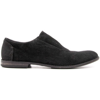 Chaussures Homme Derbies Pantanetti 14433A-BLACK NERO
