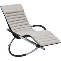 Maison & Déco Coussins VidaXL Coussin de chaise longue Crème