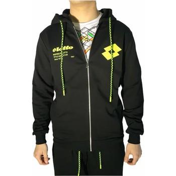 Vêtements Homme Sweats Lotto LTU259 Noir