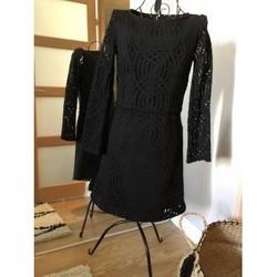 Vêtements Femme Robes courtes Maje Robe Maje Noir