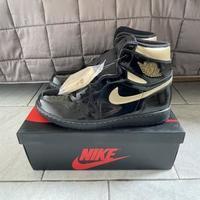 Chaussures Homme Baskets montantes Nike Nike air Jordan 1 Noir