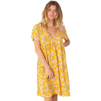 Vêtements Femme Robes courtes sous 30 jours femme Dina 8 Jaune