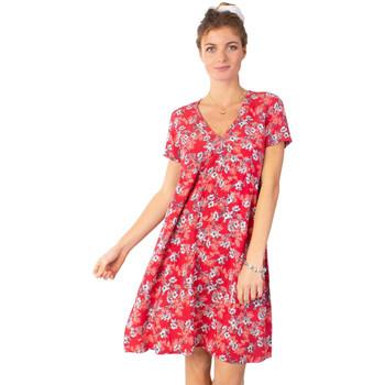 Vêtements Femme Robes courtes sous 30 jours femme Dina 8 Rouge