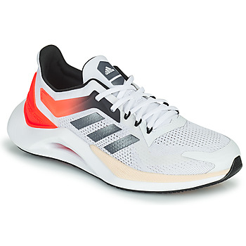 Chaussures Homme Running / trail adidas Performance ALPHATORSION 2.0 M Blanc / Rouge