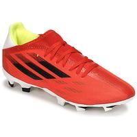 Chaussures Football adidas Performance X SPEEDFLOW.3 FG Rouge