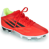 Chaussures Football adidas Performance X SPEEDFLOW.3 SG Rouge