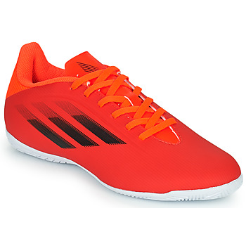 Chaussures Football adidas Performance X SPEEDFLOW.4 IN Rouge