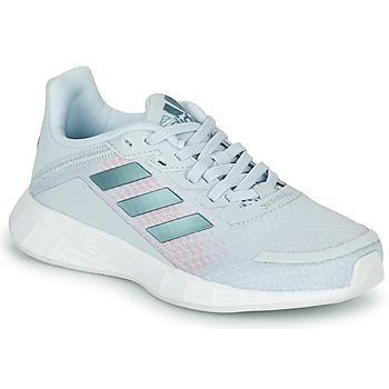 Chaussures Fille Running / trail adidas Performance DURAMO SL K Bleu